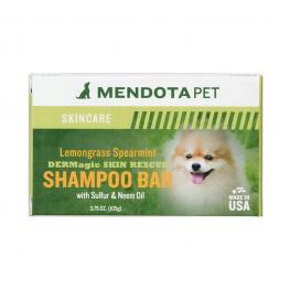 DERMagic Skin Rescue Shampoo Bar - Lemongrass