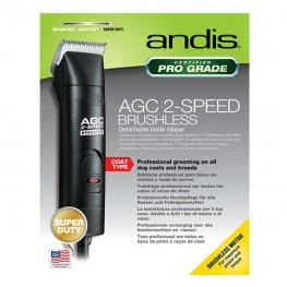 Andis AGCB 2-Speed Brushless
