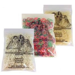 Lainee Резинки для топ-нота, размер L, упаковка около 850 или 1000 штук