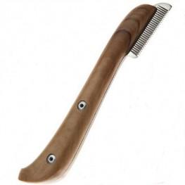 Нож для тримминга AARONCO частый
