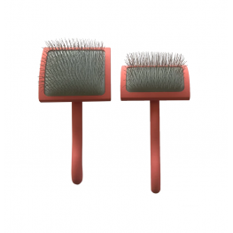 Big G Long Pin Slicker Brush dense - с длинными частыми зубцами