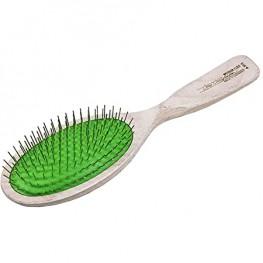 Oval Breezy Brush (green) - средней жесткости (зеленая)