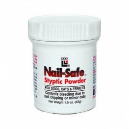 Nail-Safe Styptic Powder Пудра кровоостанавливающая